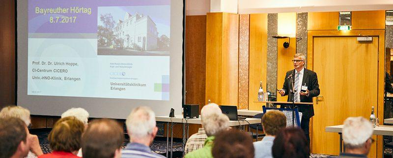 CI-Centrum CICERO: erste Infoveranstaltung in Bayreuth